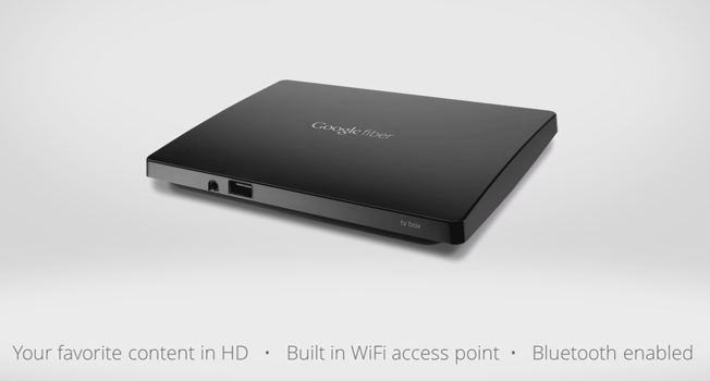 Google Fiber Home Equipment