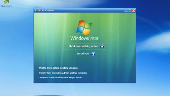 Windows Vista dead, discontinued