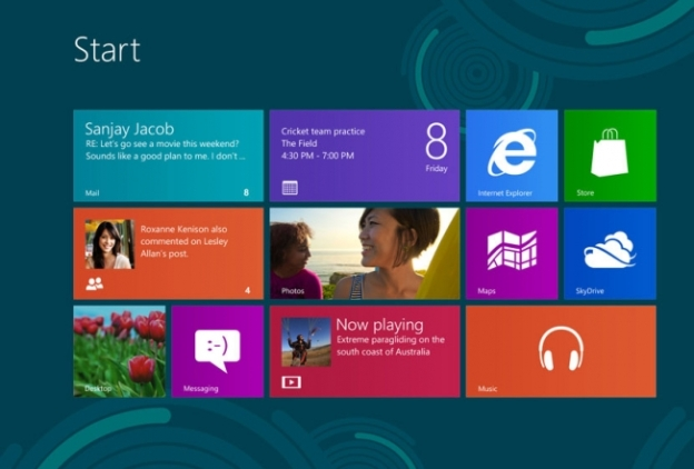 Windows 8 Privacy