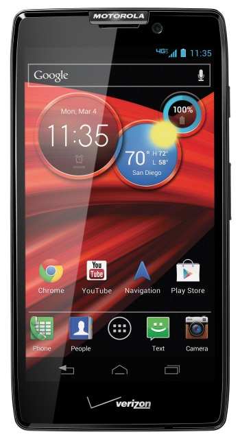 DROID RAZR HD Release Date Specs Announced