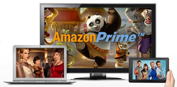 Amazon Prime Discount Instant Video