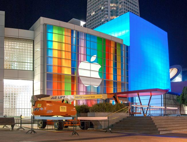 Apple Fingerprint Scanning