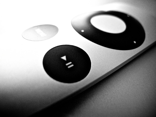 Apple Google TV Remote