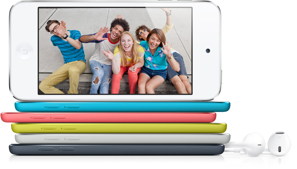 Apple iPod Touch Sales