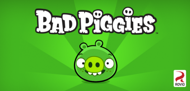 Rovio Bad Piggies Announced