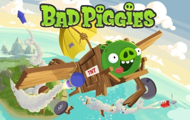 Rovio Bad Piggies Trailer