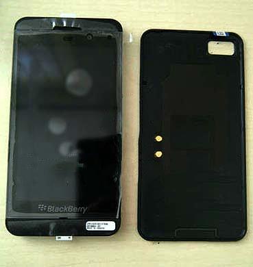 BlackBerry London Photos Leak