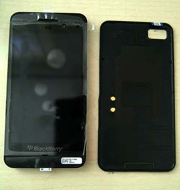 BlackBerry London Photos Leak
