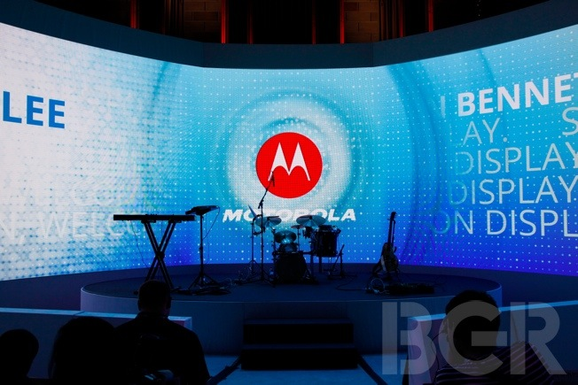 Motorola Apple Patent Complaint