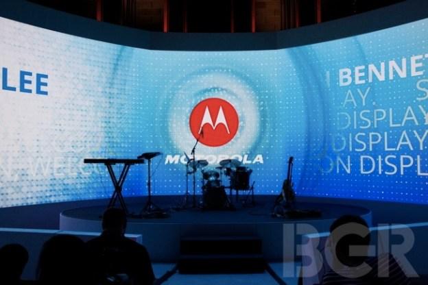 Motorola DROID Live Blog