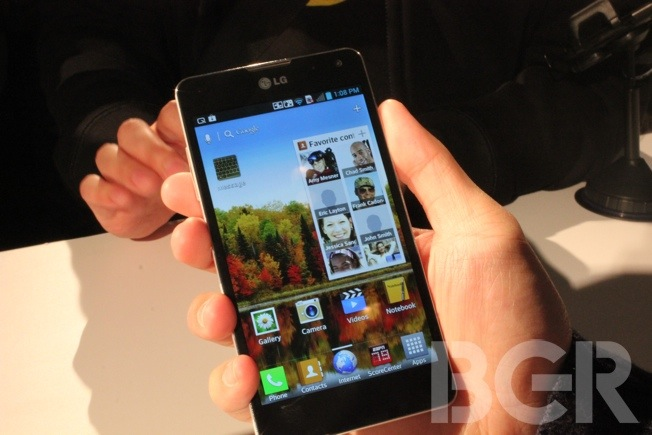 AT&T LG Optimus G Release Date