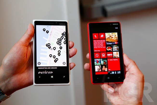 Nokia Lumia Analysis