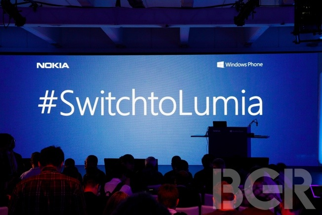 Nokia Windows Phone 8 Live-Blog
