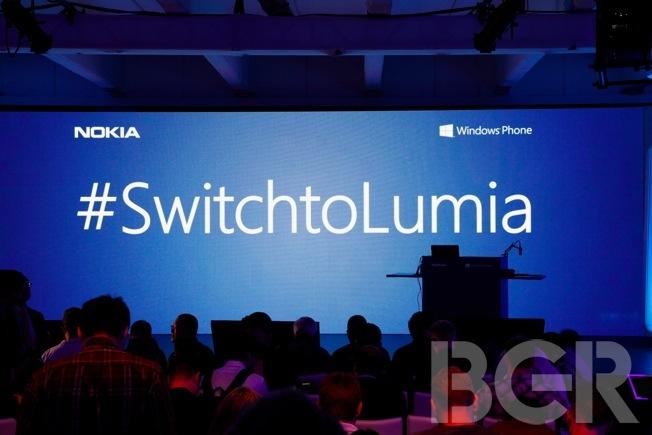 Nokia Lumia 1020 Strategy