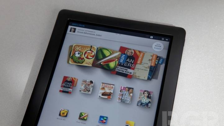 Microsoft Nook Purchase Offer