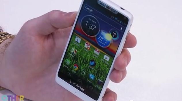 A look at Nokia's Lumia 920 and Motorola's DROID RAZR HD