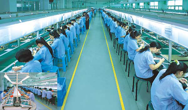 Foxconn iPhone 6 Foxbots