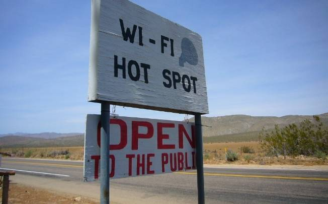 Faster Public Wi-Fi Technology