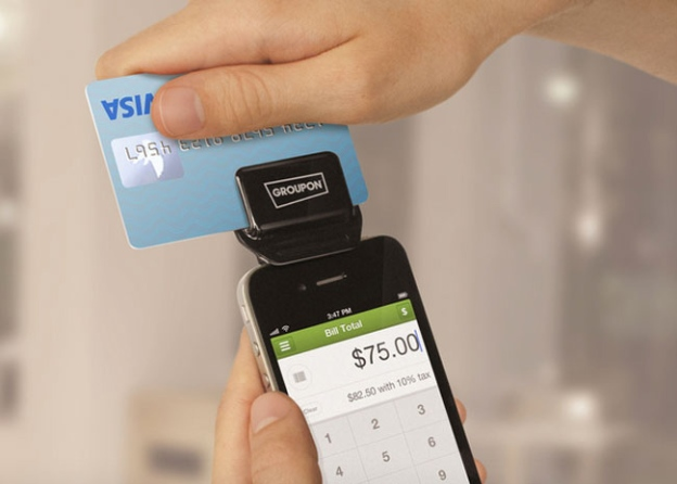 Groupon Mobile Payments