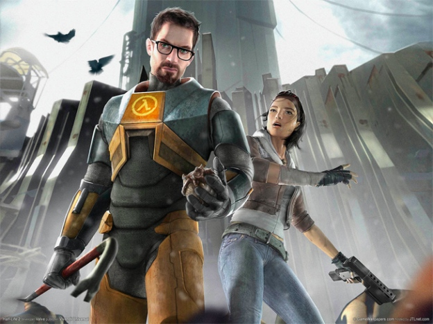 Half-Life 3 Open World Game Rumor