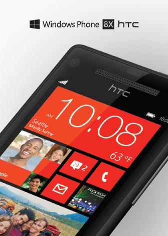 HTC 8X Specs Release Date