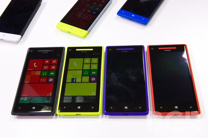 Windows Phone Reactions
