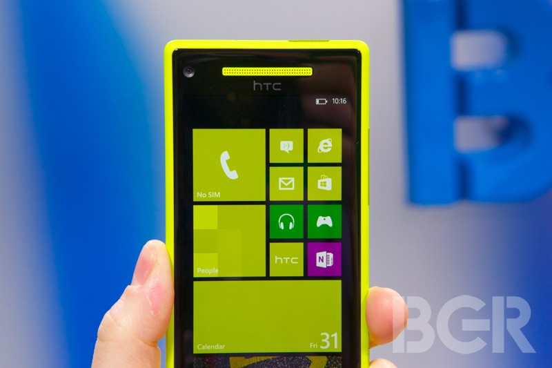 Windows Phone 8 App Development Increase