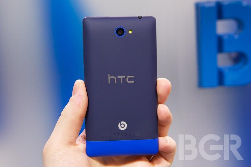 HTC Windows Phone Sales