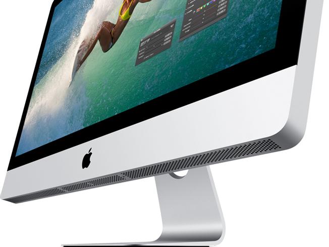 New iMac Boot Camp