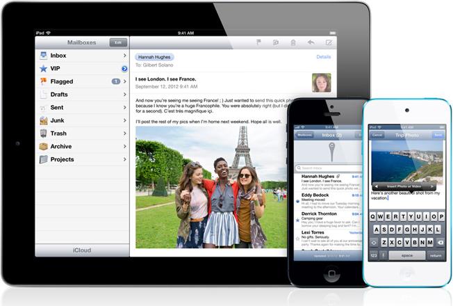iOS 6 Feature List