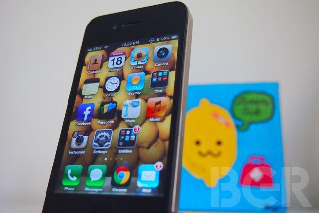 iOS 6.1 Adoption Rate