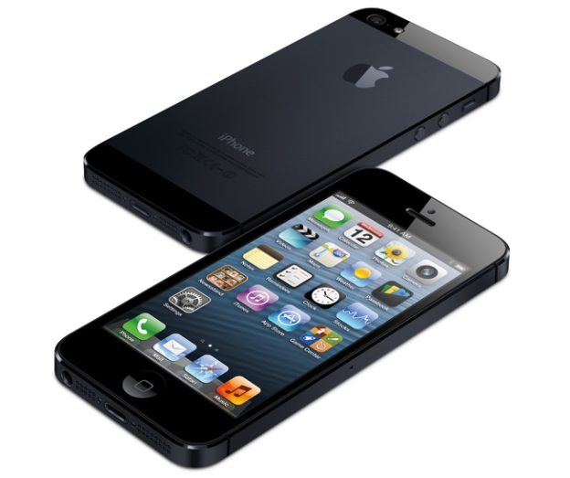 iPhone 5 Demand 2012