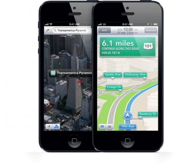 iOS 6 Maps Criticism Google Maps Ported