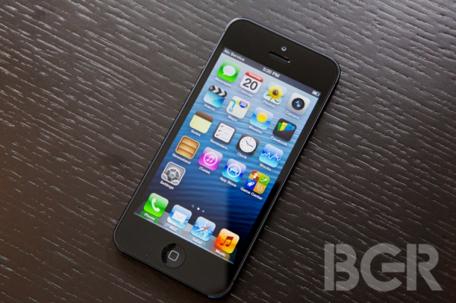 Apple iPhone 5 India