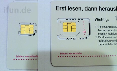 iPhone 5 Nano-SIM Leak