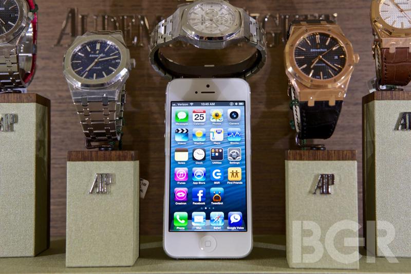 Apple iPhone Profits