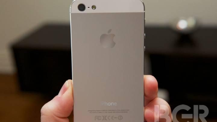 iPhone 5 Demand