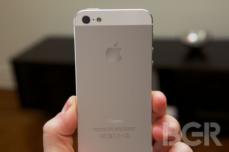 iPhone 5 China 3G Subscribers