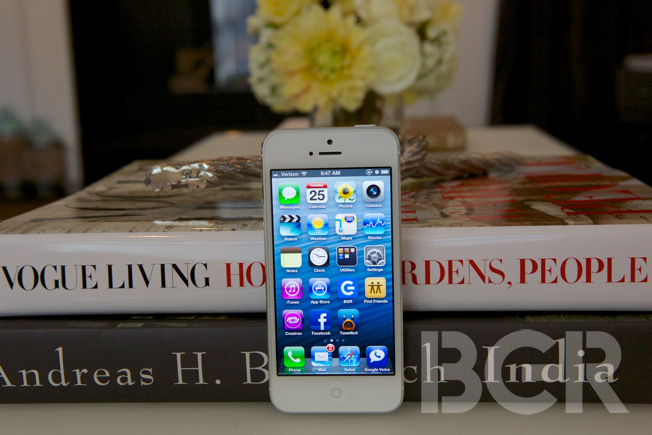 iPhone 5 giveaway