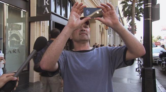 iPhone 5 Spoof Jimmy Kimmel