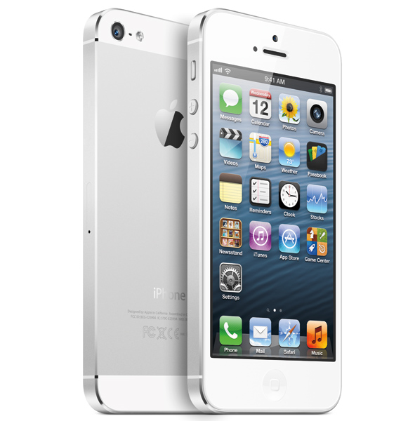 iPhone 5 Supply Sharp Displays