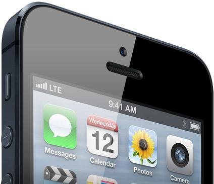 iPhone 5 Sales 2012