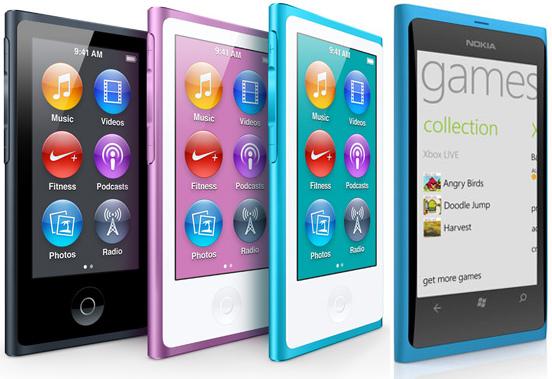 Apple Nokia Design Stolen