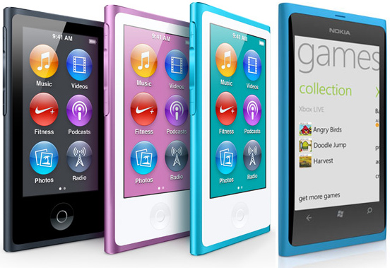 Apple iWatch Vs. iPod
