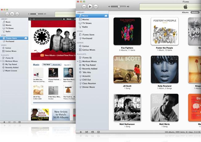 Apple iTunes 25 Billion Songs