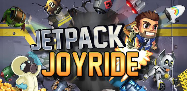 Jetpack Joyride Android Release Date