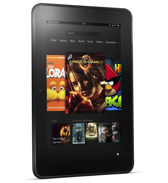 Amazon Kindle Fire HD Analysis