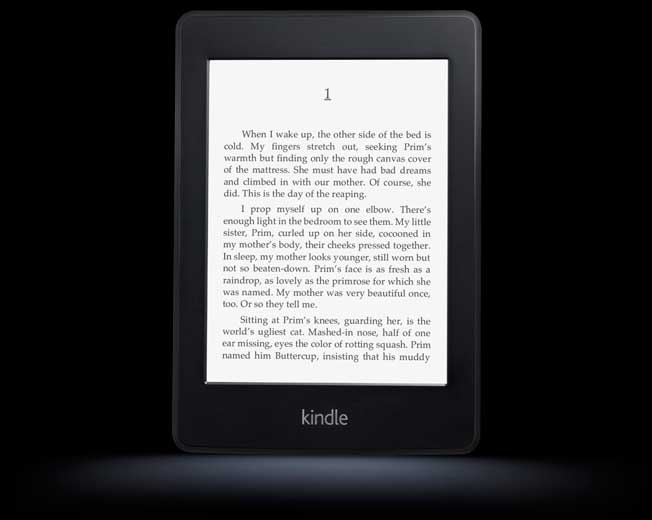 Kindle Paperwhite 2014 Launch Features