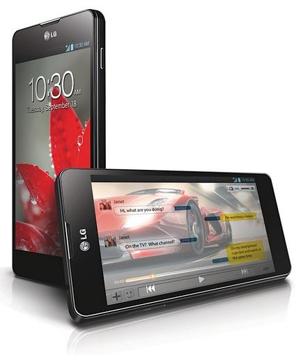 LG Optimus G Release Date