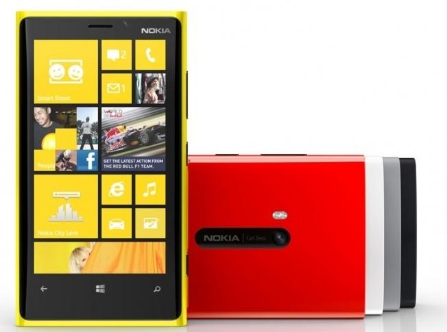 Nokia Lumia 920 China